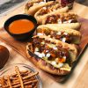 Ogre Brats with Beer-Can Cabbage – Cheers to the Happy Couple